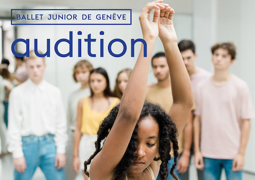 S18 EDJ classesBJ AUDITION 500