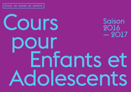 Rentrée section enfants / adolescents