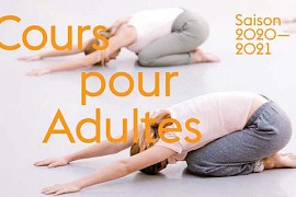 Adult classes : return to dance classes 31 August